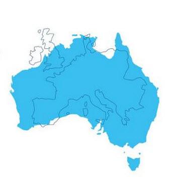 Aussi is big